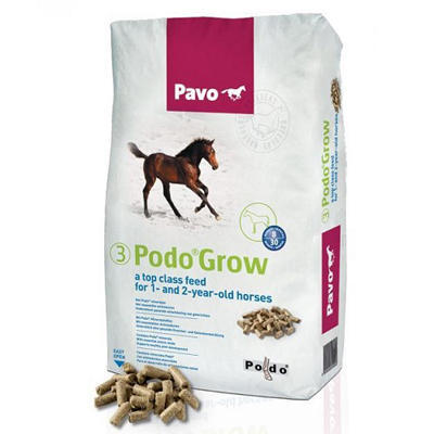 Pavo Podo Grow 20kg