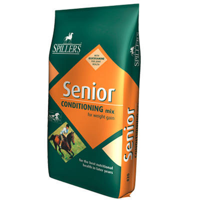 Spillers Senior Conditioning mix müsli 20kg